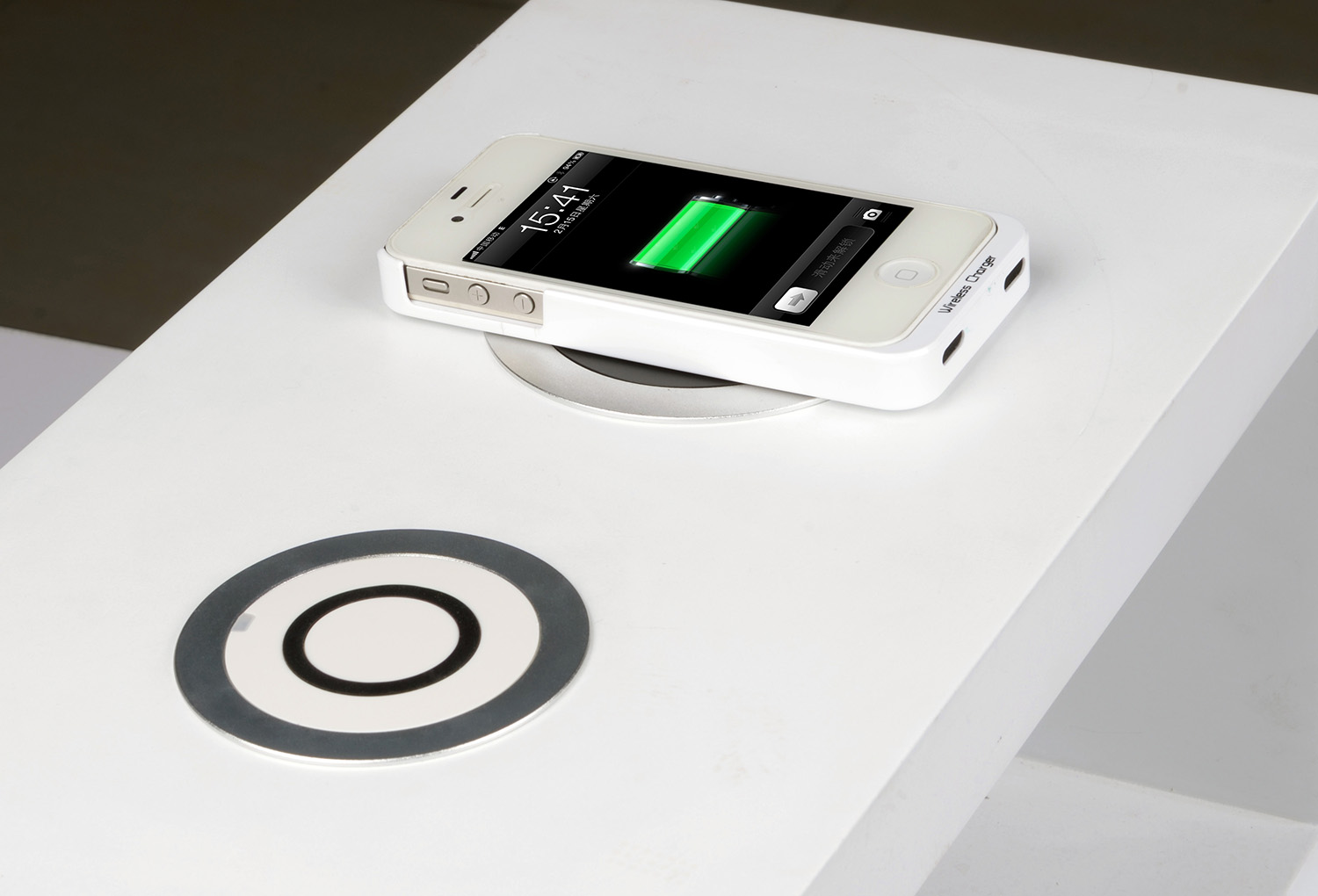 Wireless Charging Surface Wire Center Dc215 Serial Cable Wiring Diagramgif Qi Belcom Inc Rh Eu Corian Pro
